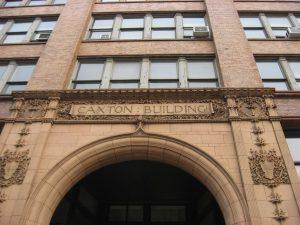 caxton building